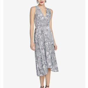 Rachel Roy 8 Grey Giles Sleeveless Dress 7AX37